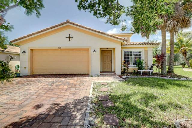 2006 SW Jamesport Drive, Port Saint Lucie, FL 34953 (MLS #RX-10644228) :: United Realty Group
