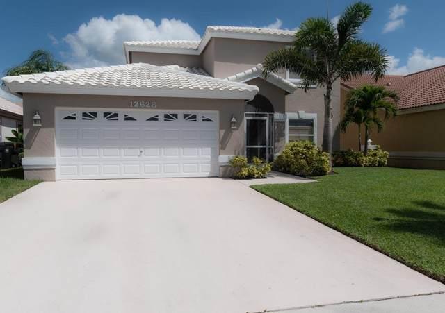 12628 White Coral Drive, Wellington, FL 33414 (#RX-10644231) :: Ryan Jennings Group