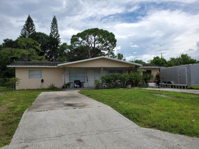 709 Skylark Drive, Fort Pierce, FL 34982 (MLS #RX-10644236) :: United Realty Group