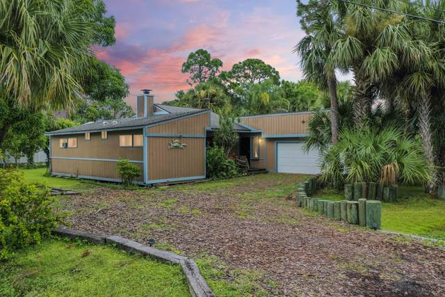 6010 Balsam Drive, Fort Pierce, FL 34982 (MLS #RX-10644247) :: United Realty Group