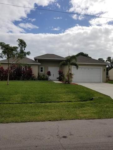 2549 SE Calais Street, Port Saint Lucie, FL 34952 (MLS #RX-10644248) :: United Realty Group