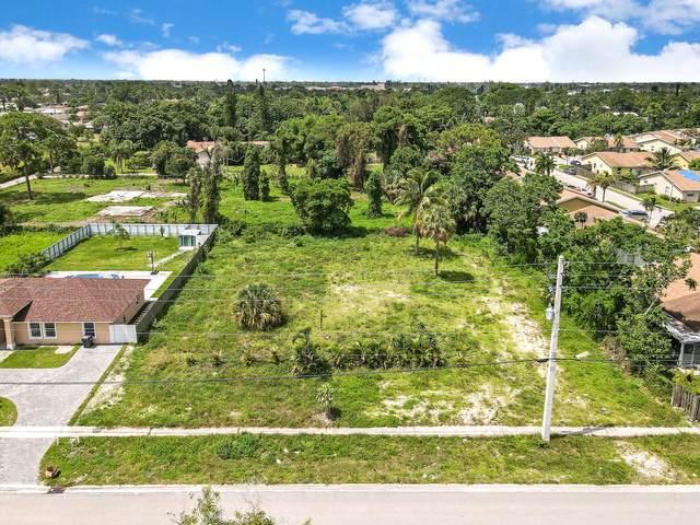 4814 Bowman Street, Greenacres, FL 33463 (MLS #RX-10644279) :: Berkshire Hathaway HomeServices EWM Realty