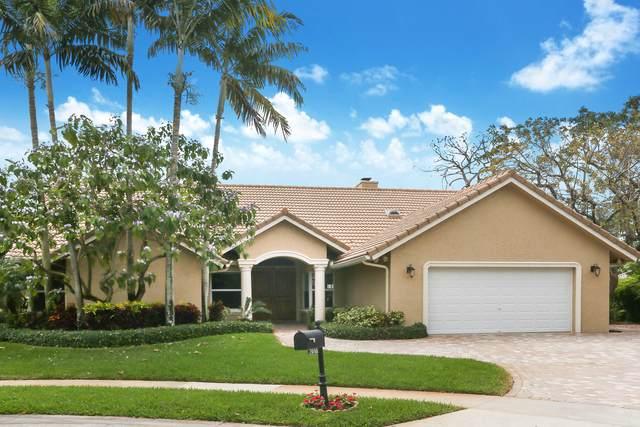 7618 Marbella Ter Terrace, Boca Raton, FL 33433 (#RX-10644280) :: Posh Properties