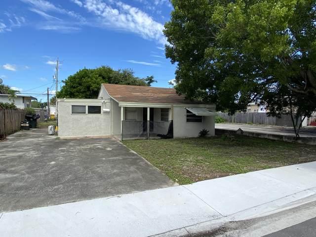 1105 N J Street, Lake Worth Beach, FL 33460 (#RX-10644282) :: Posh Properties