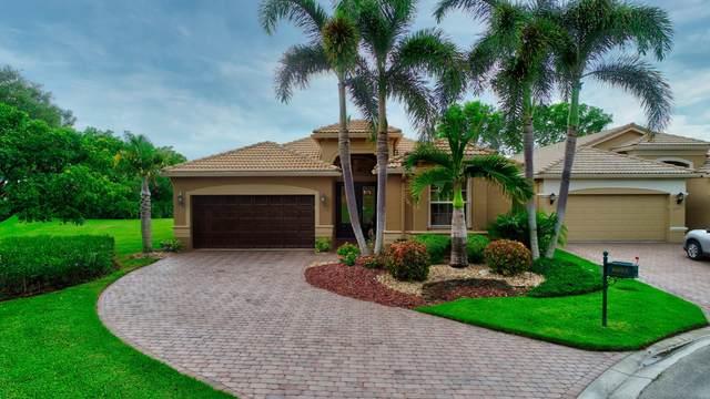 6693 Via Alfieri, Lake Worth, FL 33467 (#RX-10644284) :: Posh Properties