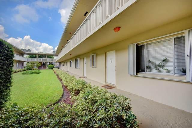 419 Us Highway 1 #105, North Palm Beach, FL 33408 (MLS #RX-10644303) :: Berkshire Hathaway HomeServices EWM Realty