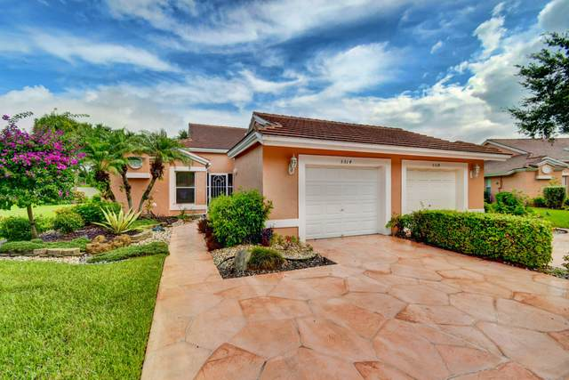 5514 Royal Lake Circle, Boynton Beach, FL 33437 (#RX-10644321) :: Posh Properties