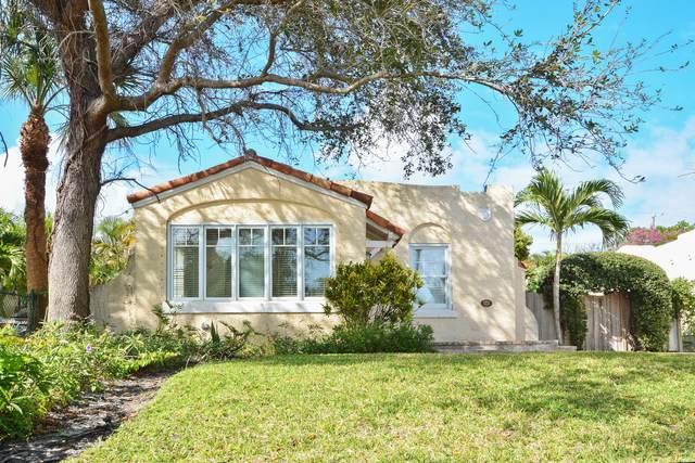 815 Biscayne Drive, West Palm Beach, FL 33401 (#RX-10644360) :: The Rizzuto Woodman Team