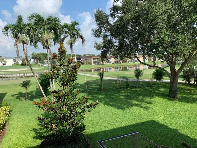458 Flanders J, Delray Beach, FL 33484 (#RX-10644363) :: Posh Properties