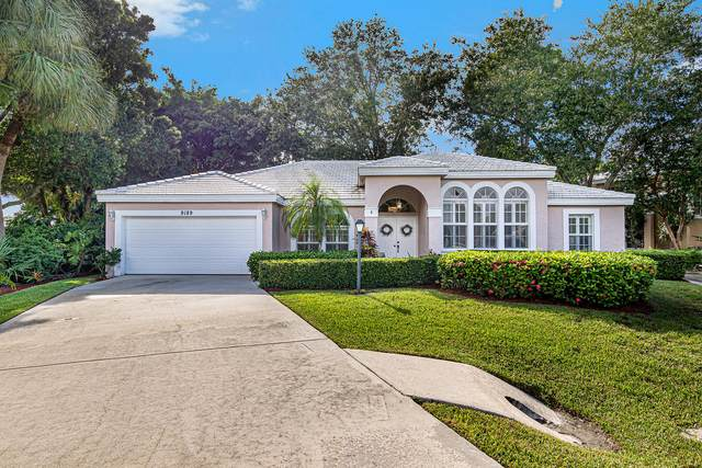 9189 SE Woods End Place, Tequesta, FL 33469 (#RX-10644365) :: Realty One Group ENGAGE
