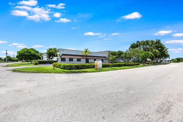 1650 NW 33rd Street, Pompano Beach, FL 33064 (#RX-10644366) :: Posh Properties