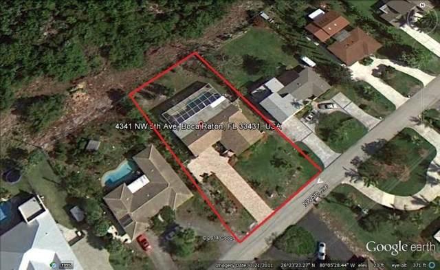 4341 NW 5th Avenue, Boca Raton, FL 33431 (#RX-10644388) :: Posh Properties