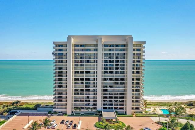 8750 S Ocean Drive #832, Jensen Beach, FL 34957 (#RX-10644409) :: The Rizzuto Woodman Team