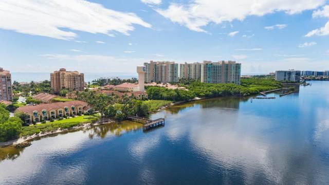 3602 S Ocean Boulevard #105, Highland Beach, FL 33487 (MLS #RX-10644430) :: Berkshire Hathaway HomeServices EWM Realty