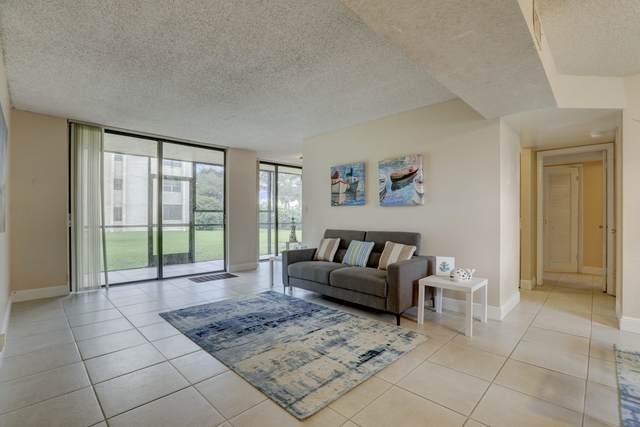 3500 Blue Lake Drive #102, Pompano Beach, FL 33064 (#RX-10644442) :: Posh Properties