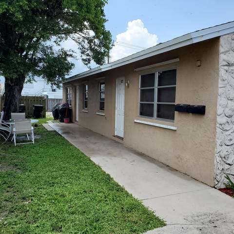 921 N J Street, Lake Worth Beach, FL 33460 (#RX-10644455) :: Posh Properties