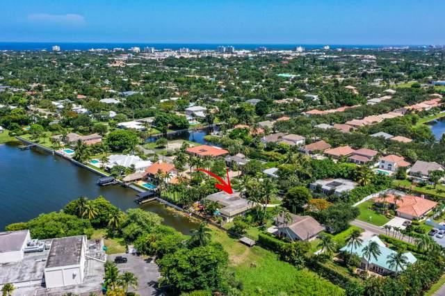909 Lake Shore Drive, Delray Beach, FL 33444 (#RX-10644486) :: Posh Properties