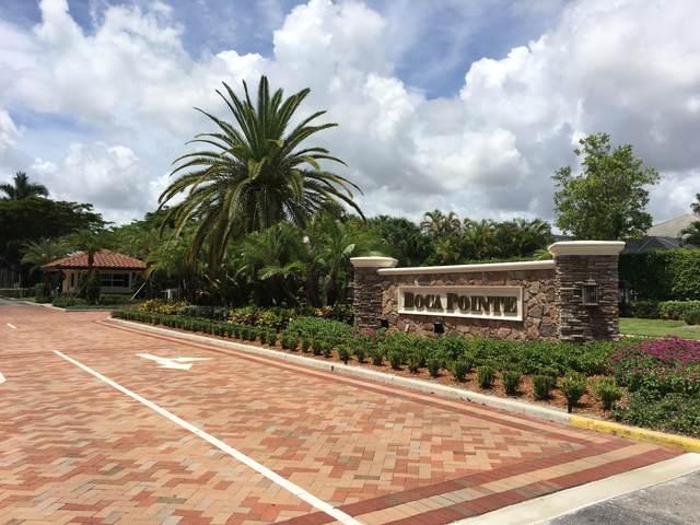 23321 Butterfly Palm Court, Boca Raton, FL 33433 (#RX-10644499) :: Posh Properties