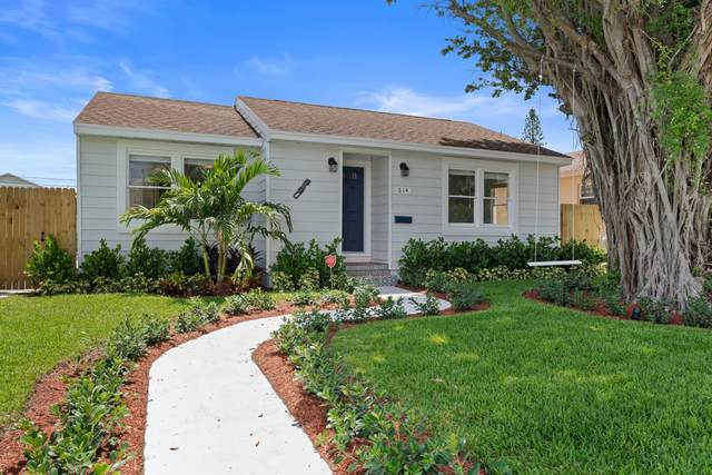 614 S E Street, Lake Worth Beach, FL 33460 (MLS #RX-10644508) :: Cameron Scott with RE/MAX