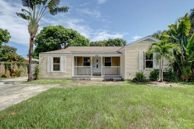 413 36th Street, West Palm Beach, FL 33407 (MLS #RX-10644511) :: Cameron Scott with RE/MAX
