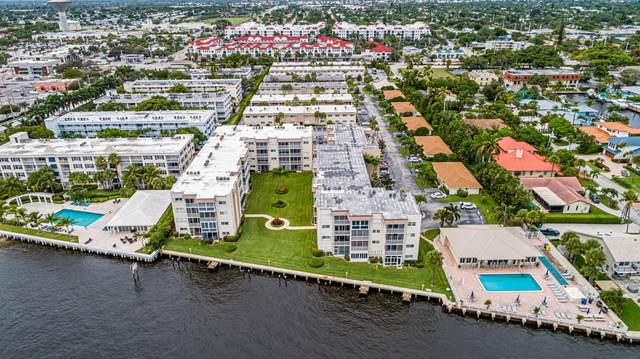 650 Snug Harbor Drive G408, Boynton Beach, FL 33435 (MLS #RX-10644524) :: Cameron Scott with RE/MAX