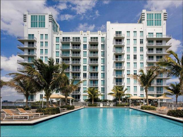 300 S Australian Avenue #819, West Palm Beach, FL 33401 (MLS #RX-10644538) :: The Jack Coden Group