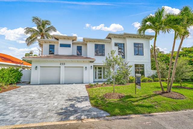 233 Rilyn Drive, West Palm Beach, FL 33405 (#RX-10644573) :: Ryan Jennings Group