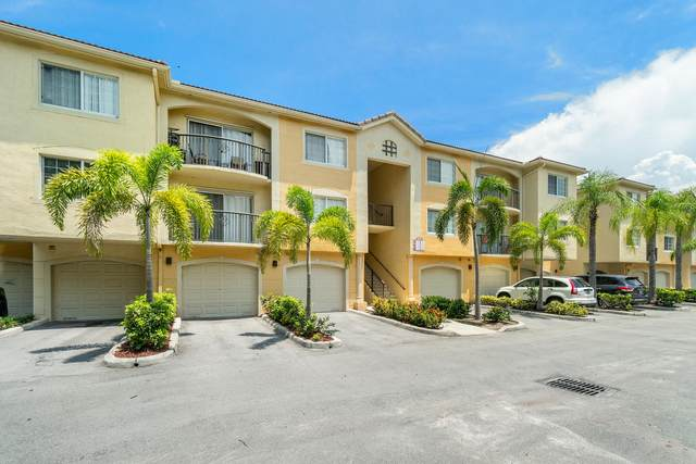 900 Crestwood Court S #909, Royal Palm Beach, FL 33411 (#RX-10644589) :: Ryan Jennings Group