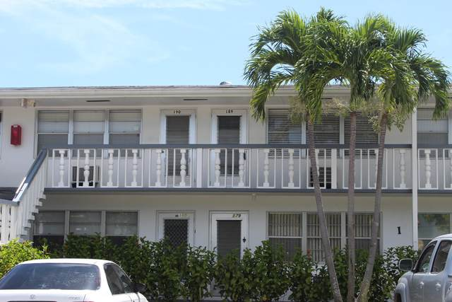 189 Berkshire I #189, West Palm Beach, FL 33417 (#RX-10644592) :: The Reynolds Team/ONE Sotheby's International Realty