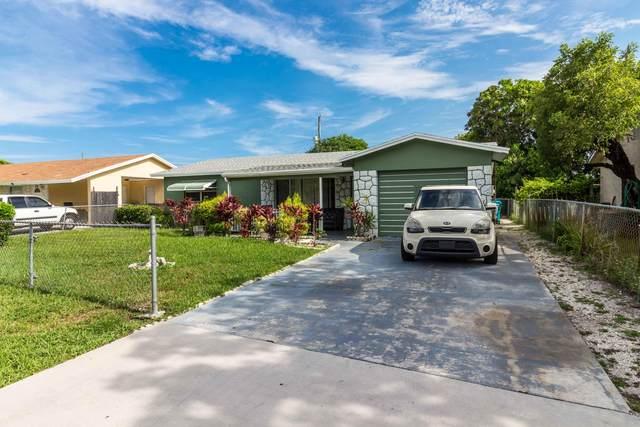 326 NE 14th Avenue, Boynton Beach, FL 33435 (MLS #RX-10644629) :: Berkshire Hathaway HomeServices EWM Realty