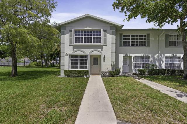 3715 Savoy Lane A, West Palm Beach, FL 33417 (#RX-10644640) :: Ryan Jennings Group