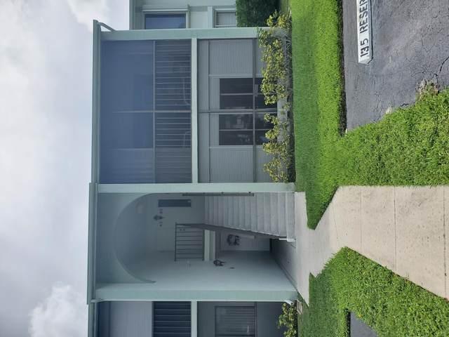 3726 Savoy Lane B2, West Palm Beach, FL 33417 (MLS #RX-10644646) :: The Jack Coden Group