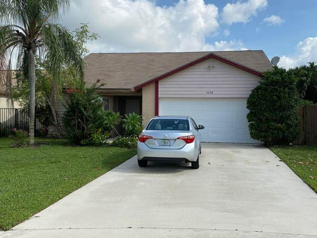 5248 Arbor Glen Circle, Lake Worth, FL 33463 (#RX-10644670) :: Ryan Jennings Group