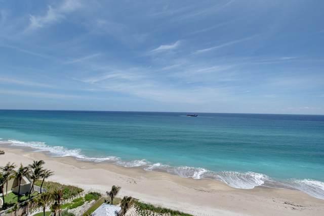 5000 N Ocean Drive #1102, Singer Island, FL 33404 (MLS #RX-10644675) :: Miami Villa Group