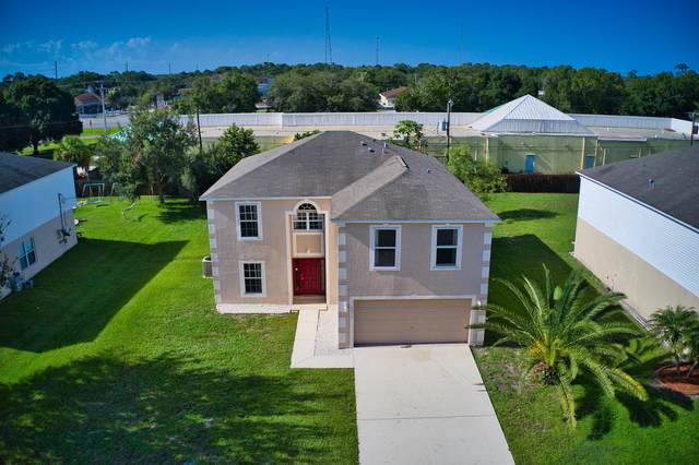 1670 Norman Street NE, Palm Bay, FL 32907 (MLS #RX-10644807) :: Berkshire Hathaway HomeServices EWM Realty