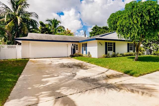 274 NW 46th Street, Boca Raton, FL 33431 (MLS #RX-10644906) :: Berkshire Hathaway HomeServices EWM Realty