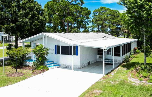 803 Vireo Drive, Barefoot Bay, FL 32976 (#RX-10644954) :: The Rizzuto Woodman Team