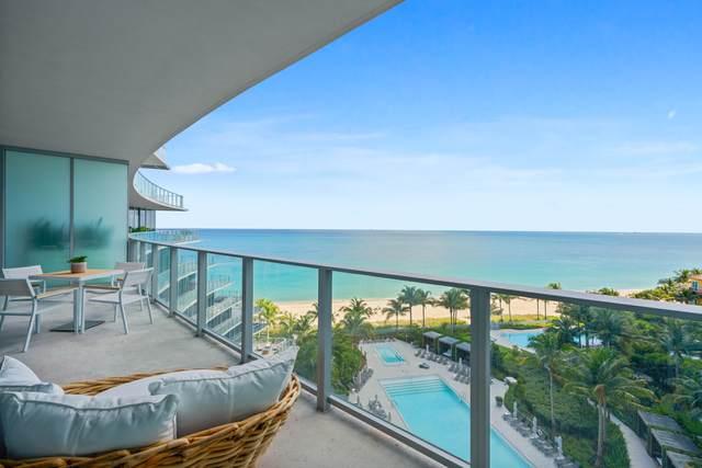 2200 N Ocean Boulevard N802, Fort Lauderdale, FL 33305 (#RX-10644963) :: Ryan Jennings Group