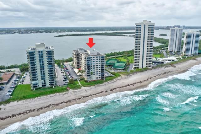 5480 N Ocean Drive A7c, Singer Island, FL 33404 (#RX-10644978) :: Posh Properties