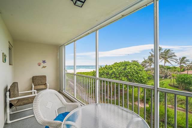 3600 N Ocean Drive #325, Singer Island, FL 33404 (MLS #RX-10645059) :: Miami Villa Group