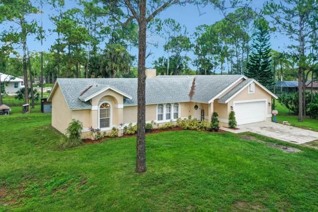 13335 Key Lime Boulevard, West Palm Beach, FL 33412 (MLS #RX-10645099) :: Berkshire Hathaway HomeServices EWM Realty