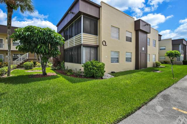 771 Burgundy Q, Delray Beach, FL 33484 (MLS #RX-10645127) :: Berkshire Hathaway HomeServices EWM Realty