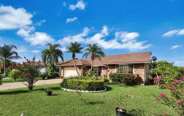 7137 NW 100th Terrace, Tamarac, FL 33321 (MLS #RX-10645140) :: Castelli Real Estate Services
