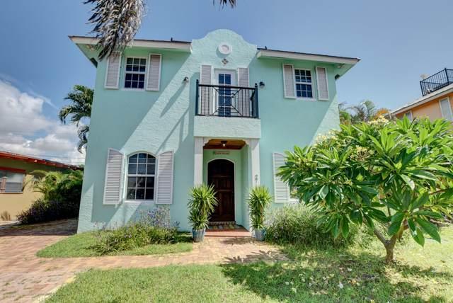 27 Douglas Drive, Ocean Ridge, FL 33435 (#RX-10645198) :: The Reynolds Team/ONE Sotheby's International Realty