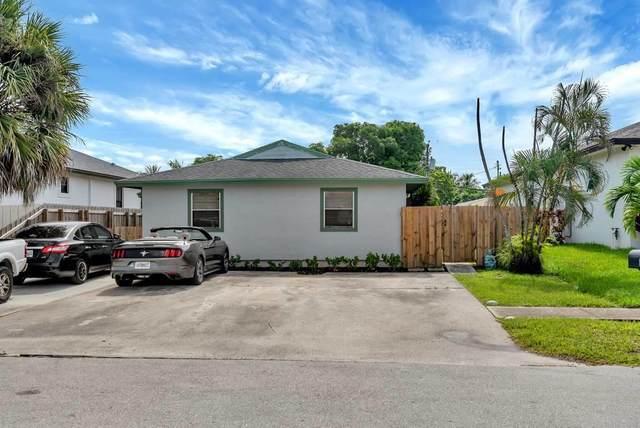 204 Broward Avenue E E, Greenacres, FL 33463 (MLS #RX-10645212) :: Berkshire Hathaway HomeServices EWM Realty