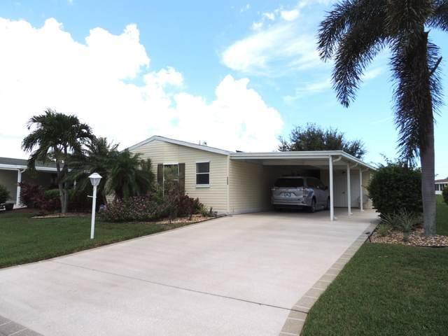 3112 Palm Warbler Court, Port Saint Lucie, FL 34952 (MLS #RX-10645213) :: Berkshire Hathaway HomeServices EWM Realty