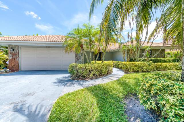 2246 Quail Ridge S, Palm Beach Gardens, FL 33418 (#RX-10645222) :: Ryan Jennings Group