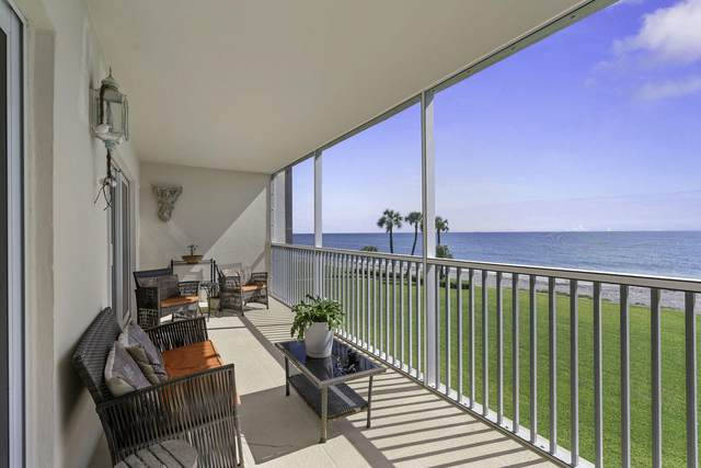 250 S Beach Road #208, Tequesta, FL 33469 (#RX-10645266) :: Realty One Group ENGAGE