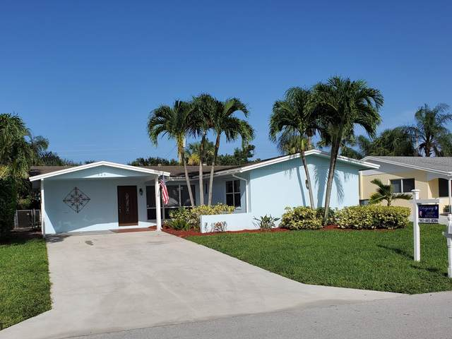 526 Riverside Drive, Palm Beach Gardens, FL 33410 (#RX-10645285) :: Manes Realty Group