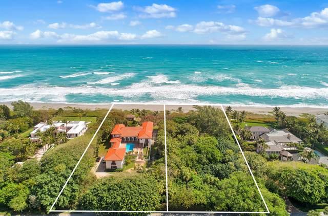 119 S Beach Road, Hobe Sound, FL 33455 (MLS #RX-10645309) :: Berkshire Hathaway HomeServices EWM Realty